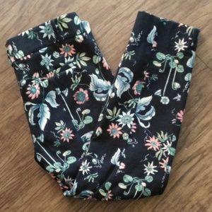 Ann Taylor Devine Fit Cotton Blend Pants Size 4